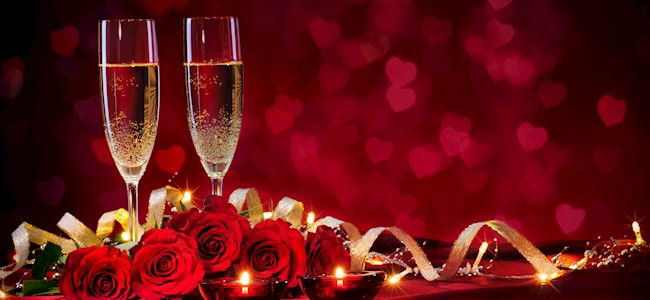 Romantic Arrival Package at California Hotel